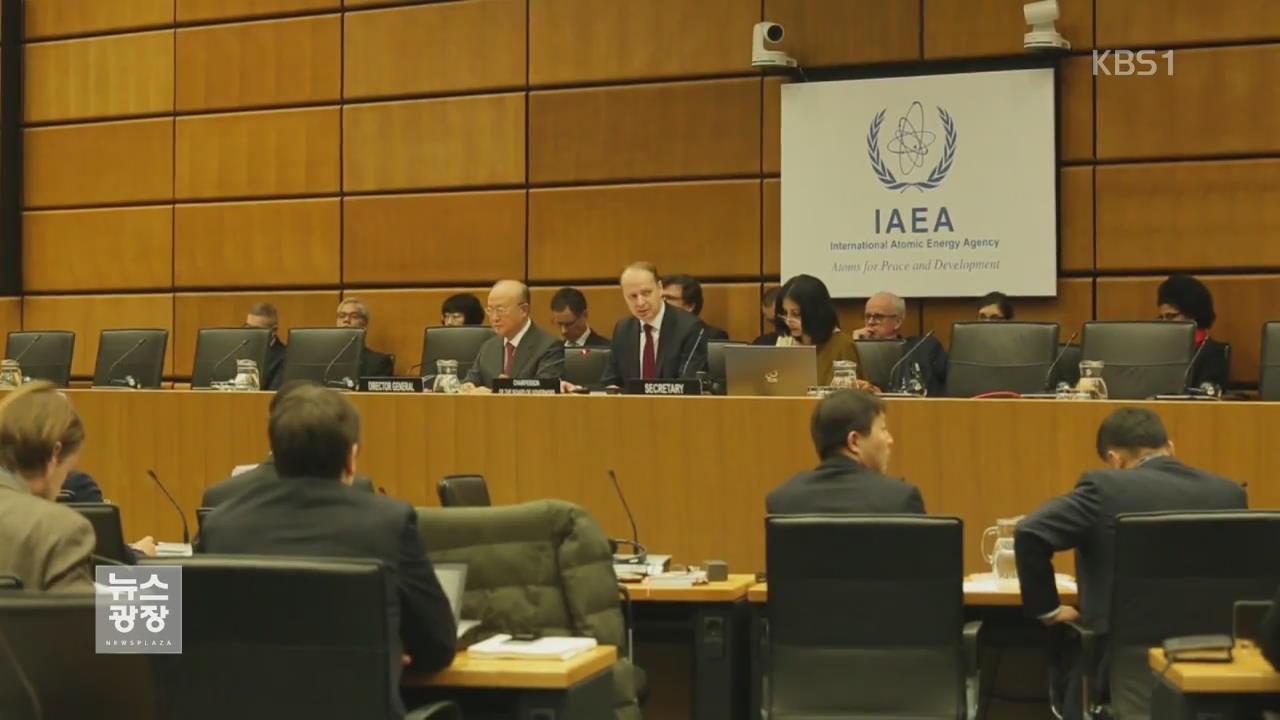 "IAEA ""北 핵 시설 사찰 준비 몇 주면 가능"""