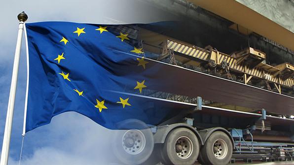유럽연합, 중국·한국산 철강 로프 반덤핑 관세 연장