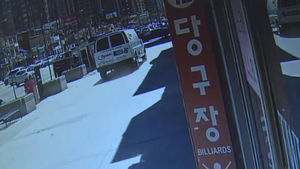 [고현장] 토론토 차량돌진 사고 CCTV 공개…안타까운 '참사의 순간'