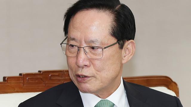 송영무, 주요지휘관 간담회…지방선거 정치적 중립 강조