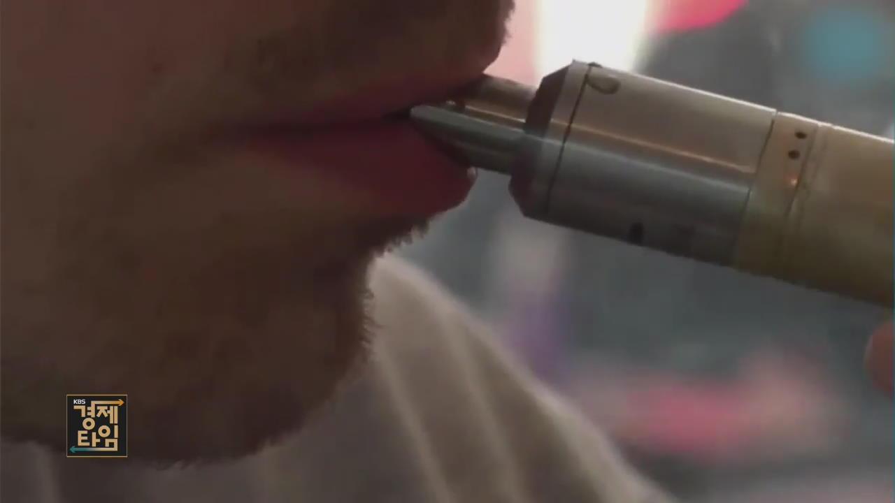 """美, 전자담배 폭발해 30대 남성 사망…""""불 뿜는 로켓"""""""