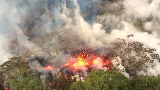 하와이 화산에 규모 3.5~4.4 지진…대폭발 전조인가 불안감