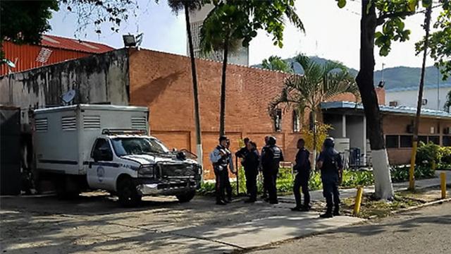 """베네수엘라 정보기관 유치장서 폭동…""""정치범 폭행이 원인"""""""