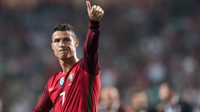 포르투갈, 호날두 포함한 월드컵 엔트리 23명 발표