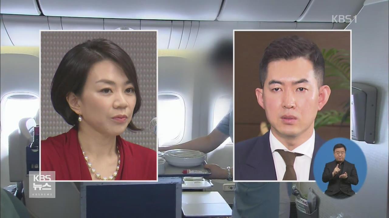"""국토부, '땅콩회항' 뒷북 징계 착수…""""꼼수"""""""