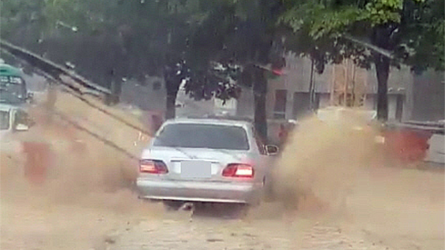 경기지역 폭우로 2명 사망…양평에 사흘 간 193mm
