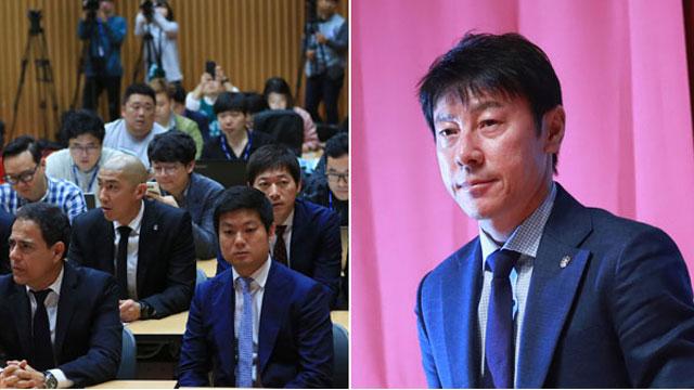 축구대표팀 코치진, 20일 서울-전북전에 '총출동'