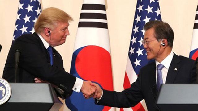 한미 정상, 22일 단독회담 통해 '비핵화·밝은미래 보장' 논의