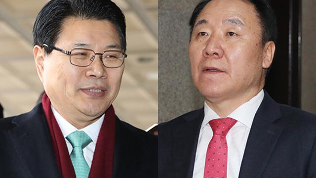 국회, 홍문종·염동열 의원 체포동의안 부결