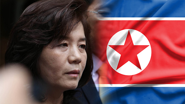 """北 최선희, 美 펜스 발언 비난…""""회담 재고려도 제기할 것"""""""