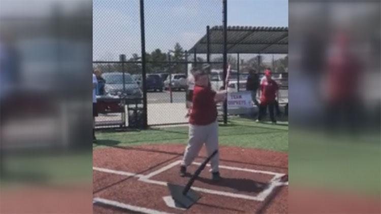 [고봉순] '홈런 세리머니'…장애아동도 야구를 즐겁게~