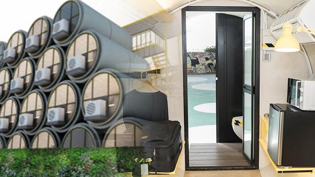3평 짜리 '수도관 아파트'…홍콩주택난 해소할까?