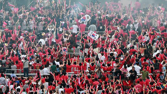 서울 도심서 월드컵 거리 응원전…광화문 대형 스크린 설치
