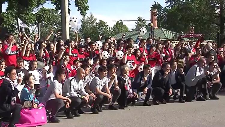 [영상] 러시아 이색 교민 가족의 월드컵 여행기