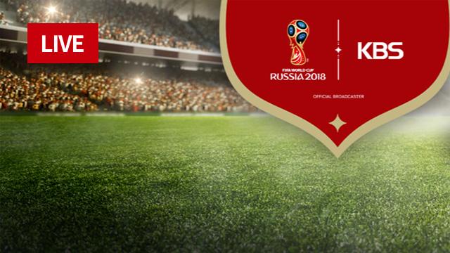 [월드컵 LIVE] G조 벨기에 : 파나마
