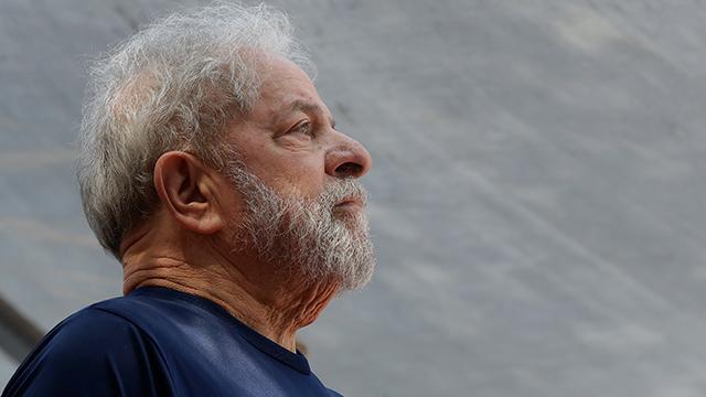 브라질 룰라 전 대통령 '사법방해' 증거 불충분 무죄 선고
