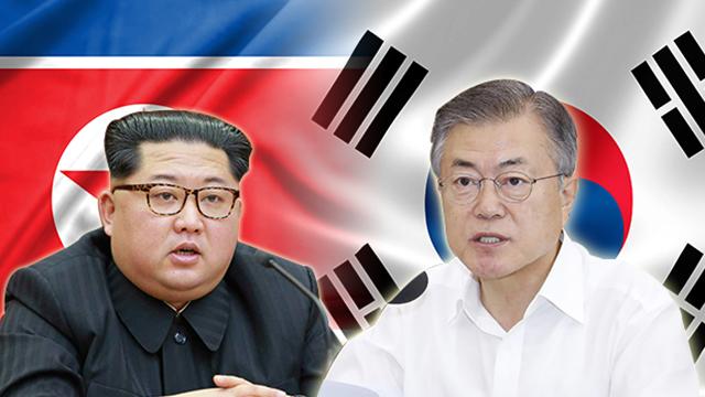 """北, 문 대통령 방북 예정 보도<br>…""""북남관계 발전 중대 계기"""""""