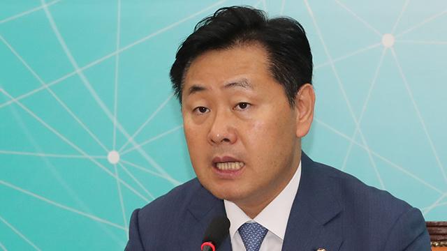 """김관영 """"채용비리는 악질적 병폐…국정조사로 정의 세워야"""""""
