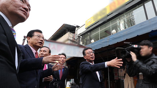 """심재철 """"김의겸 흑석동 건물에 불법 증축 건축물 포함"""""""
