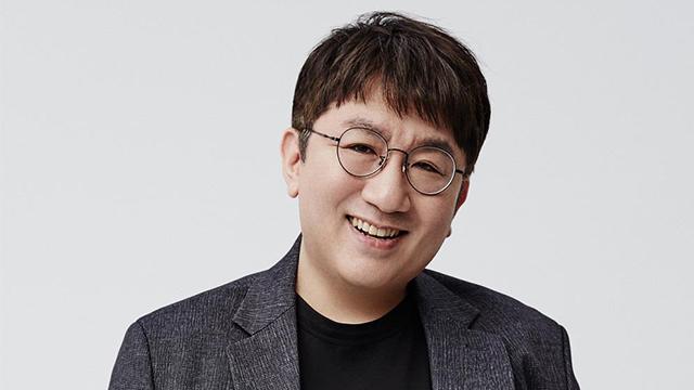 """""""한국 최고 크리에이터는 BTS 만든 방시혁"""""""
