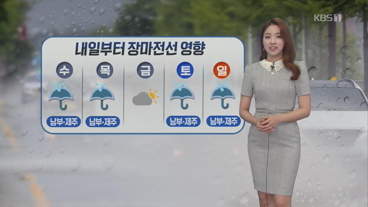 [날씨] 중부·경북 폭염주의보…한낮 서울 32도·대구 33도