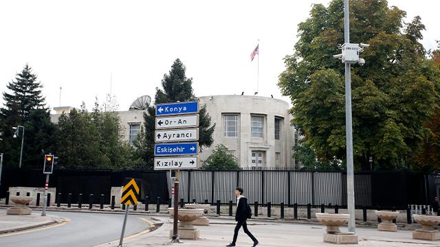 美 2년만에 駐터키 美대사 임명