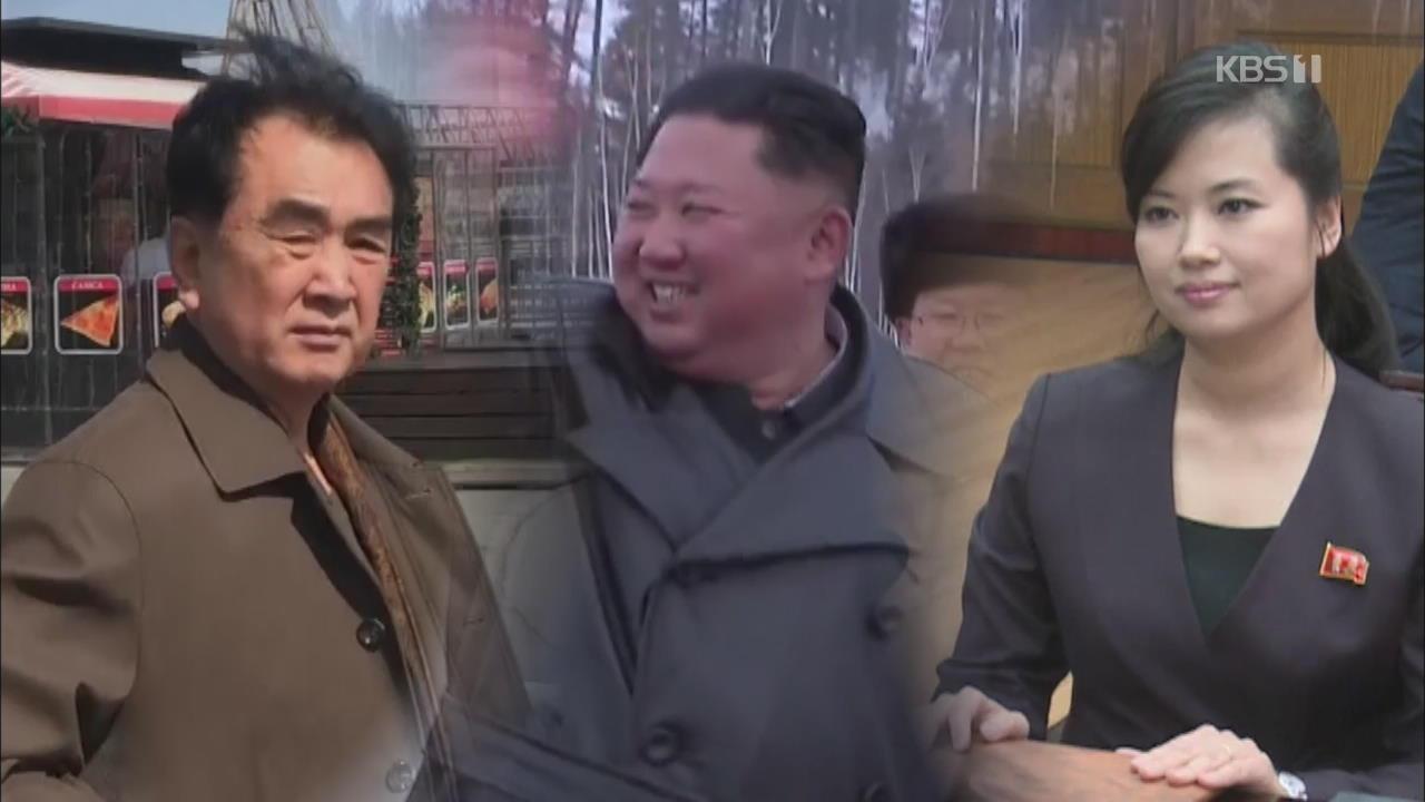 [클로즈업 북한] 그림자 수행…현송월의 '변신'