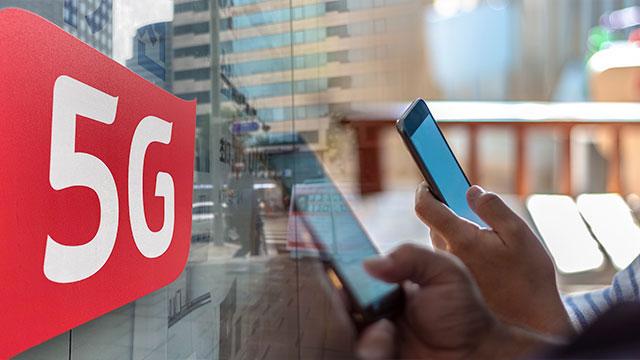 5G 가입자 1천300만 명 육박…지난달 대비 100만 명 이상↑