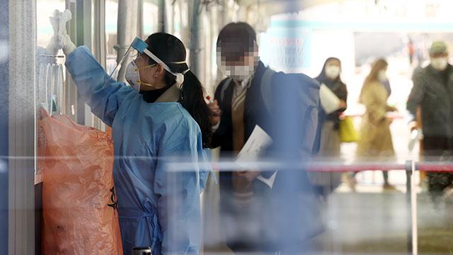 동두천시, 외국인 선제 검사…79명 확진 판정