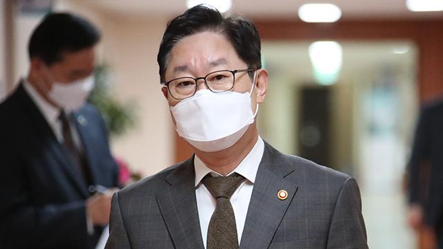 """박범계 """"수사·기소 분리 검찰 걱정 이해…윤석열 만날 생각 있어"""""""