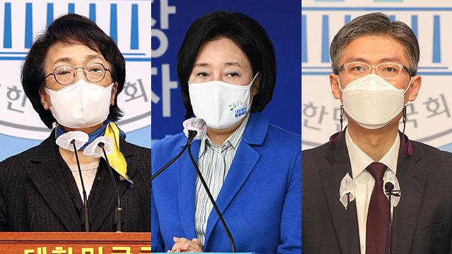 민주당도 단일화 닻…김진애는 '의원직 사퇴' 배수진