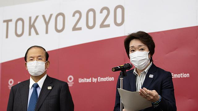 """도쿄올림픽은 국내 잔치?…""""해외 관중 받기 어렵다"""""""