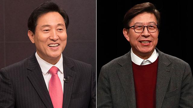 [속보] 국민의힘 서울시장 후보에 오세훈·부산시장 후보에 박형준