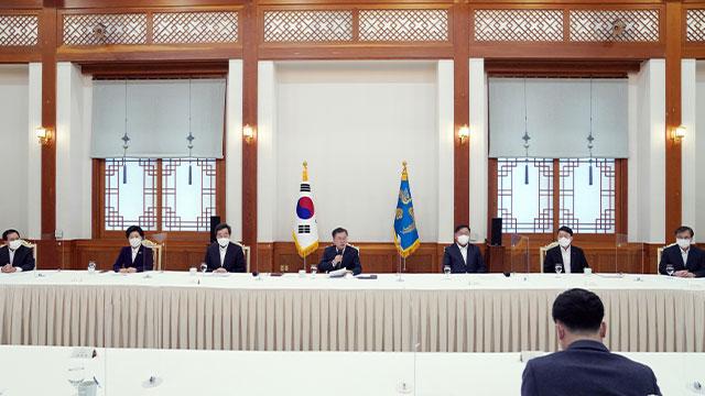 문 대통령-與 원내대표단 10일 간담회…3월 입법 현안 논의