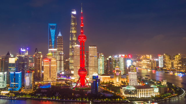 중국 1분기 GDP 18.3% 증가…올해 8% 성장 '청신호'