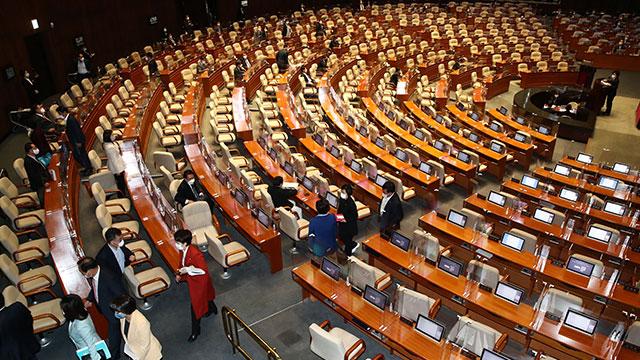 국회, 오늘 교육·사회·문화 분야 대정부 질문…'방역'·'백신' 쟁점
