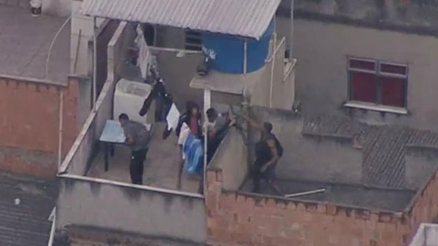 브라질 리우서 경찰-마약조직 총격전…19명 사상