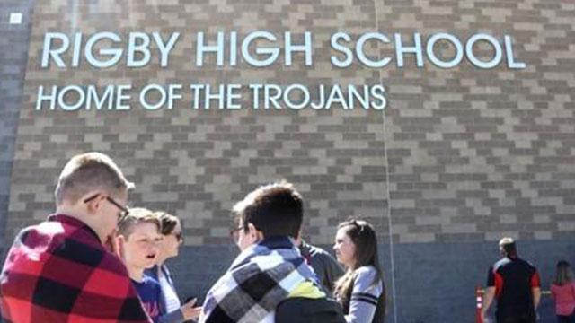 미 아이다호주 중학교서 총격으로 3명 부상…남학생 체포