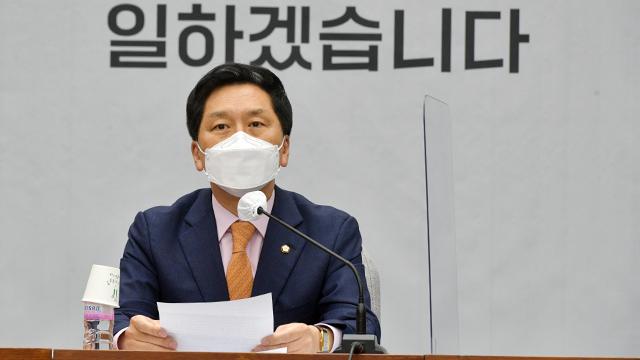 """국민의힘 """"문재인 정부 오기 정치…열린우리당 기시감"""""""