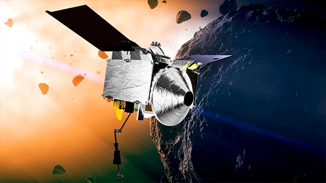 美 소행성 탐사선, 태양계 원시 시료 갖고 23억㎞ 지구여정 시작