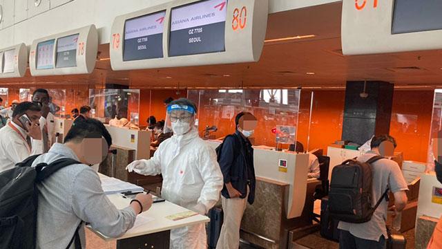 아시아나항공, 인도 교민 수송 위해 이달 특별기 5편 추가 투입