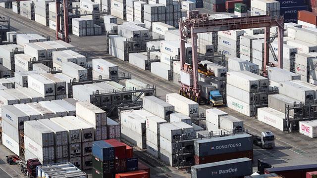 5월 1∼10일 수출 81.2%↑…일평균 기준 64.7%↑