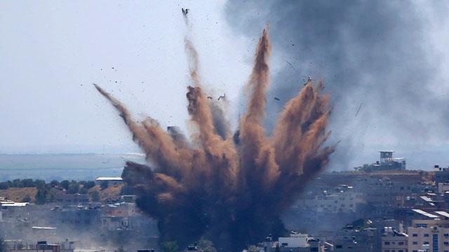 """""""이스라엘, 미국에 AP통신 입주 건물 하마스 활동 증거 제시"""""""