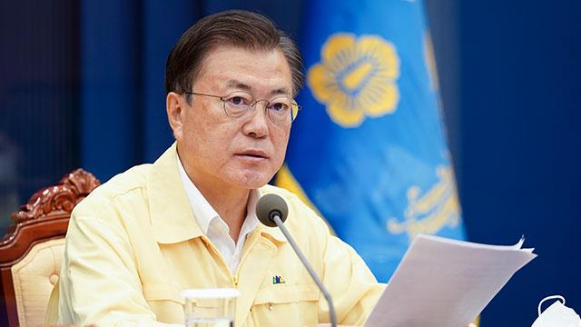 문 대통령, 오늘 '코로나19 중대본 회의'…방역 대응태세 점검