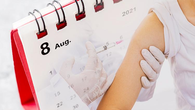 18~49살 다음달 9일 예약, 26일 접종…10부제로 예약, 생일-날짜 끝자리 일치해야