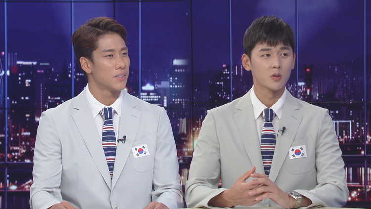 """[인터뷰] """"운동, 잠, 밥을 반복"""" 근대5종 전웅태·정진화의 빛나는 우애"""