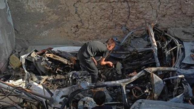 """아프간 '드론 오폭' 유족 """"미국은 대면 사과하고 보상해야"""""""