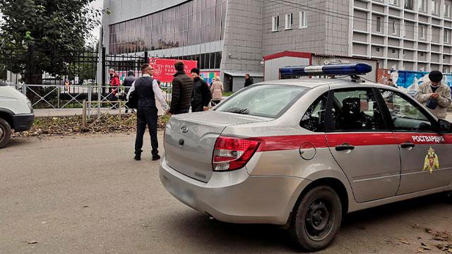 러시아 대학서 총기 난사…최소 8명 사망