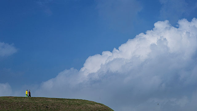 오늘 전국에 구름만 다소…추석날 아침 전국 많은 비