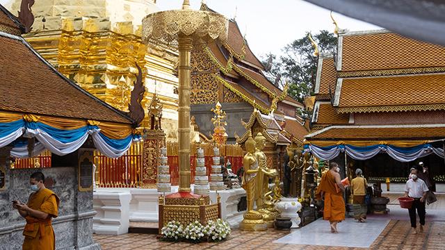 """태국 """"치앙마이 10월부터 외국인에 개방, 방콕은 연기"""""""